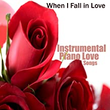 when i fall in love piano