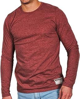 aussie essence Men's Sweater Castaway Maroon
