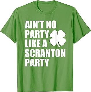 Best scranton parade day shirts Reviews