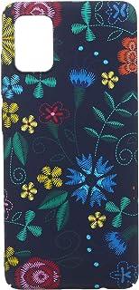 جراب خلفي سليم تصميم زهور لA51 سامسونج جالاكسي من بوتر - متعدد الالوان