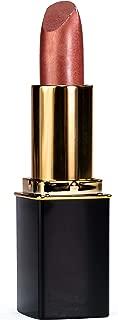 L'Paige L51 Chestnut Designer Lipstick, All-Natural, AloeVera, Long-lasting Moisturizing
