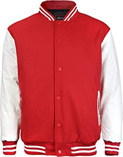 Best varsity button up jacket Reviews