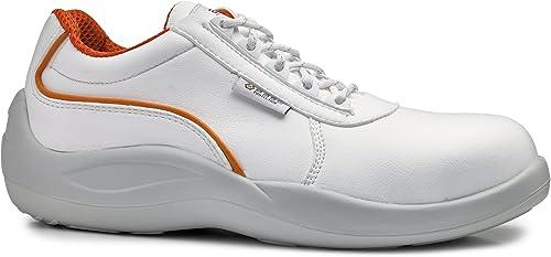 Base BO501 Cobalto S2 HRO hygiène Pour des hommes hygiène lacets de chaussure de sécurité
