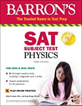 SAT Subject Test Physics with Online Test