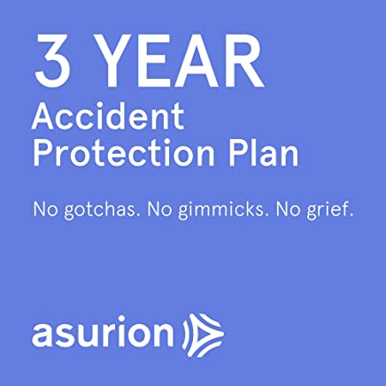 ASURION 3 Year Portable Electronic Accident Protection Plan $50-74.99