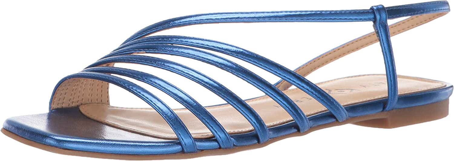 Katy Perry Womens The Pearla Flat Sandal