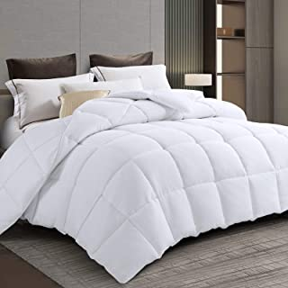 All Season Twin/Twin XL Size Bed Comforter,Soft Down Alternative Quilted Comforter,Hypoallergenic,Box Stitched,Machine Was...