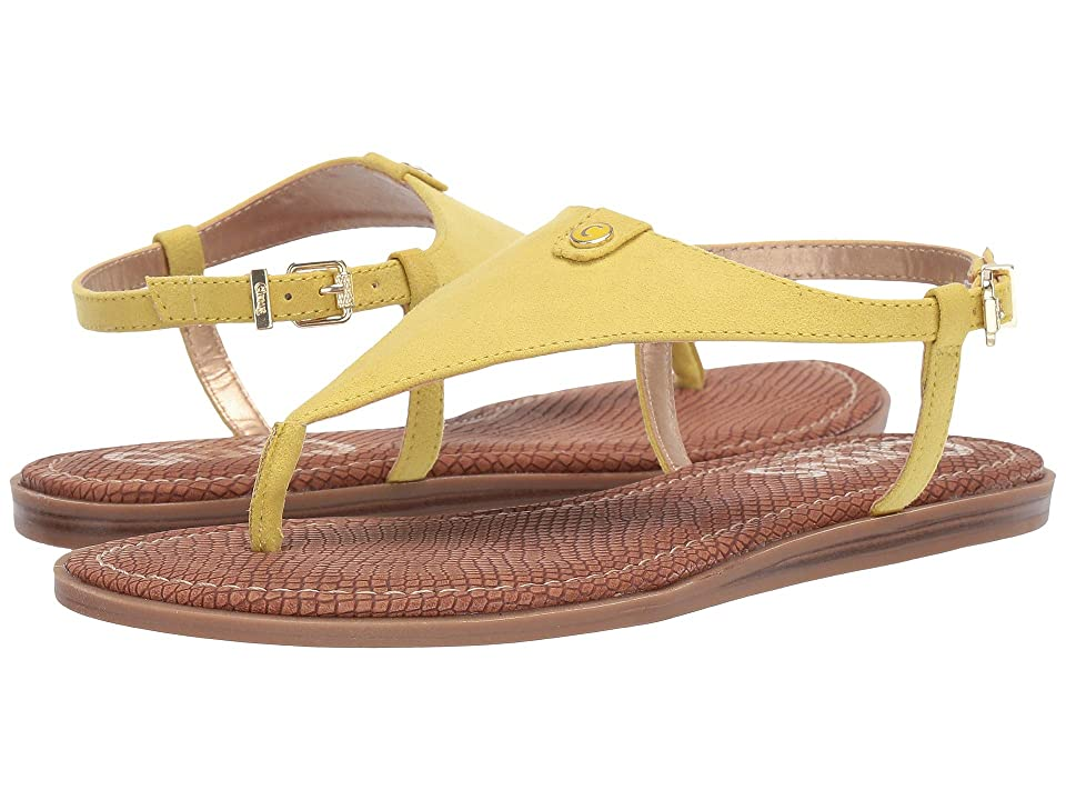 Circus by Sam Edelman Carolina (Sharp Yellow Microsuede) Women