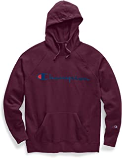 Champion Womens Fleece Pullover Hoodie Long Sleeve Hooded Sweatshirt
