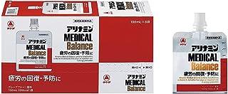 アリナミンメディカルバランス 100mL×8本【指定医薬部外品】 疲労の回復・予防 身体抵抗力の維持・改善