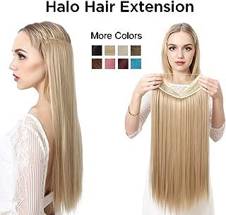 Long Black Hair Extension Straight 22