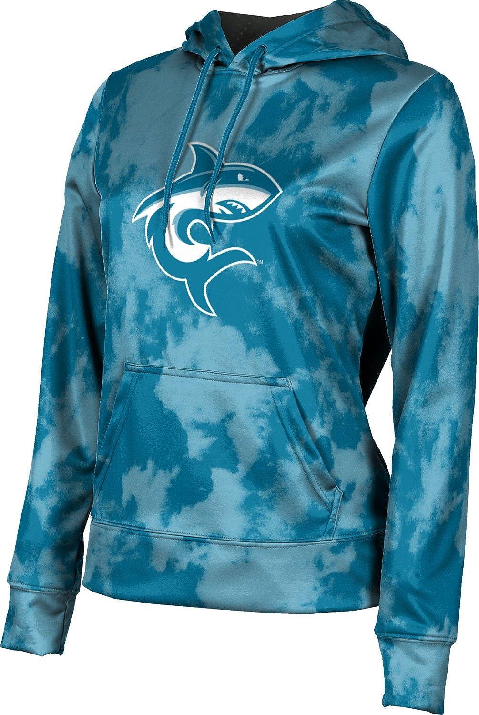 ProSphere Hawaii Pacific University Girls' Pullover Hoodie, School Spirit Sweatshirt (Grunge)