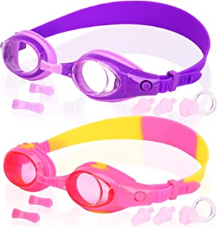 Aegend Swim Goggles Kids