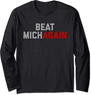 Beat Michagain Long Sleeve Tee