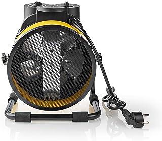 TronicXL - Calefactor eléctrico de cerámica, 3000 W, para construcción, calefacción eléctrica