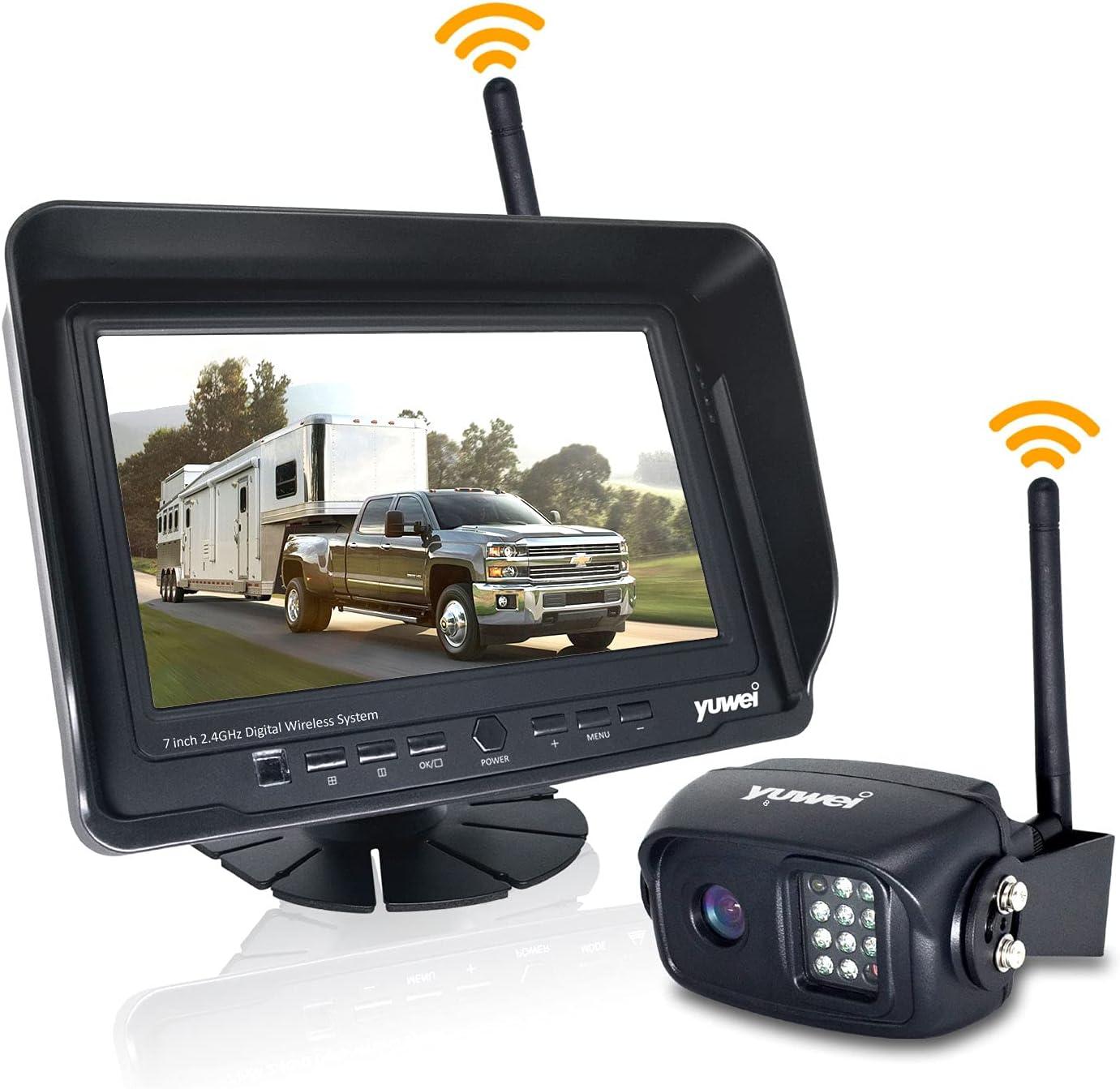 Yuwei YW-17211 Digital Wireless Backup Camera