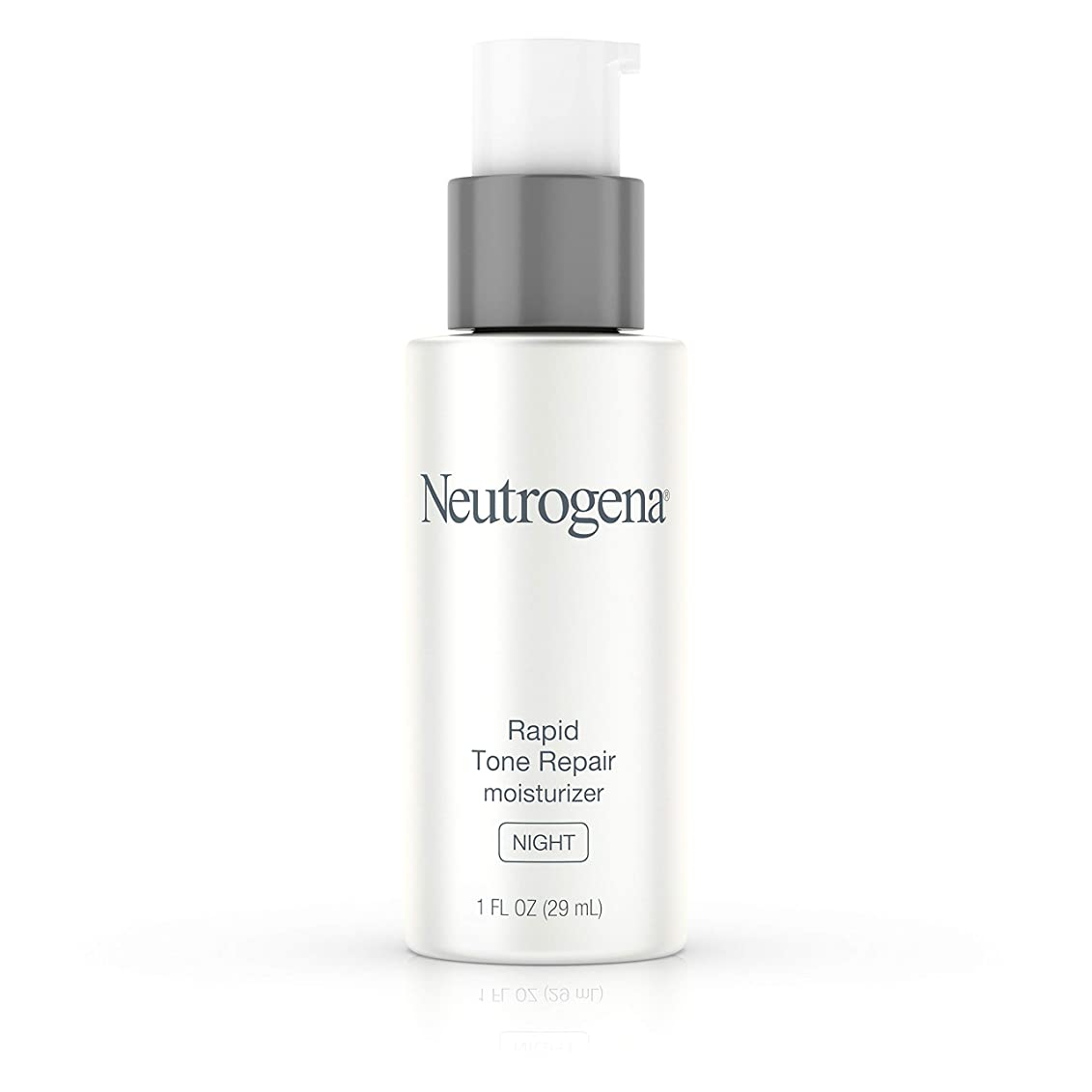 アイドル経由で故意にNeutrogena Rapid Tone Repair Moisturizer Night, 1 Ounce