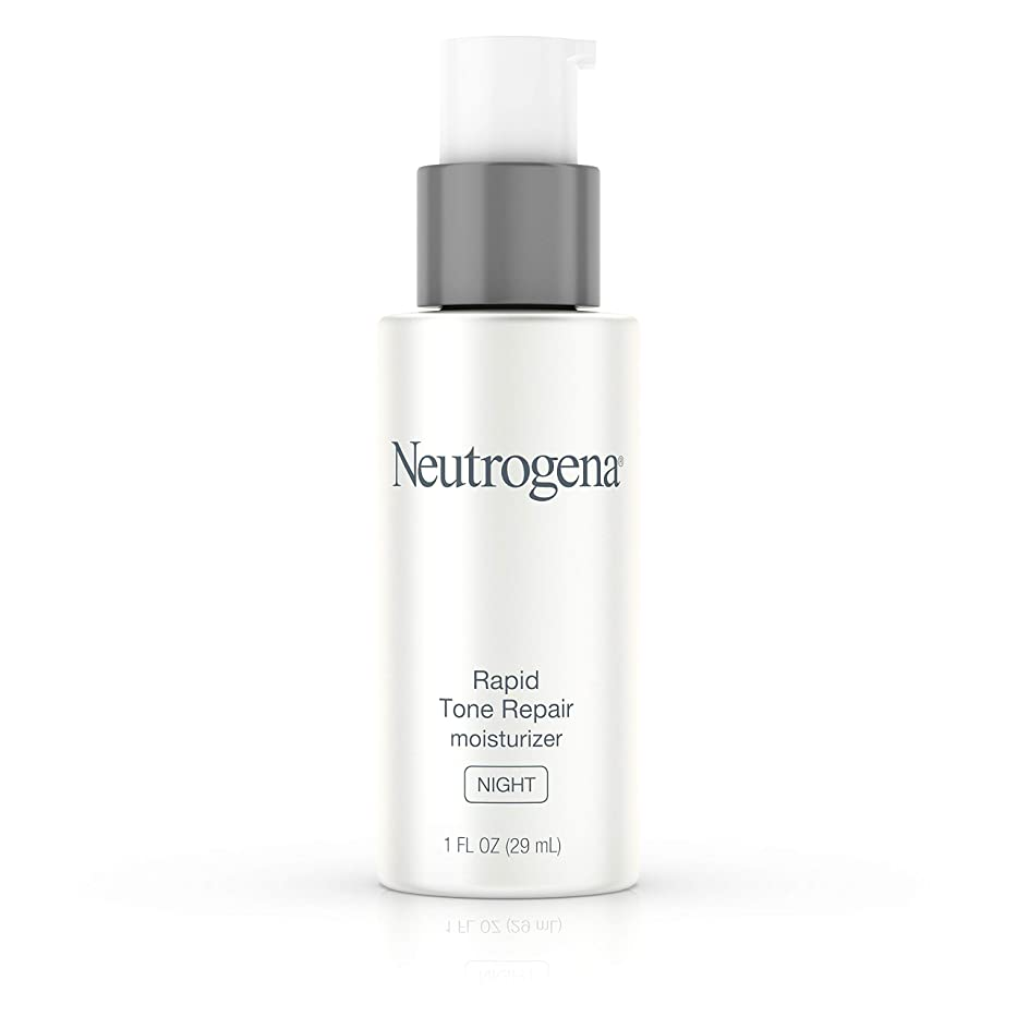 骨折論文ポーズNeutrogena Rapid Tone Repair Moisturizer Night, 1 Ounce