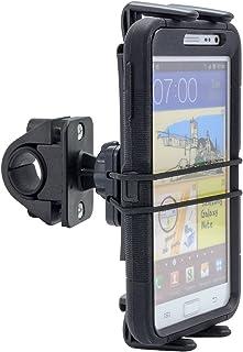 Arkon Bike Handlebar Phone Mount for iPhone 7 6S 6 Plus 7 6S 6 Galaxy Note 5 4 Galaxy S7 S6 Retail Black