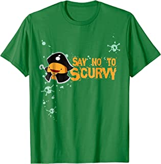 Shirt.Woot: Say No To Scurvy T-Shirt
