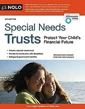 Best special needs trust book Reviews