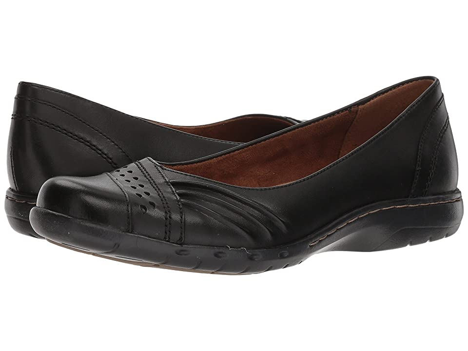 Rockport Haley Skimmer (Black) Women