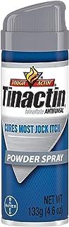 Tinactin Antifungal Powder Spray for Jock Itch, Value Size 4.6 oz