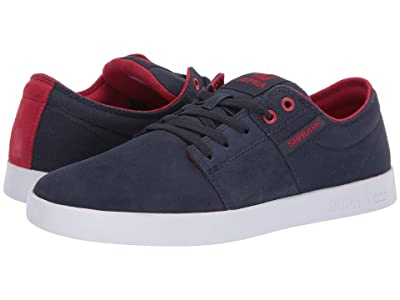 Supra Stacks II (Navy/Rose/White) Men