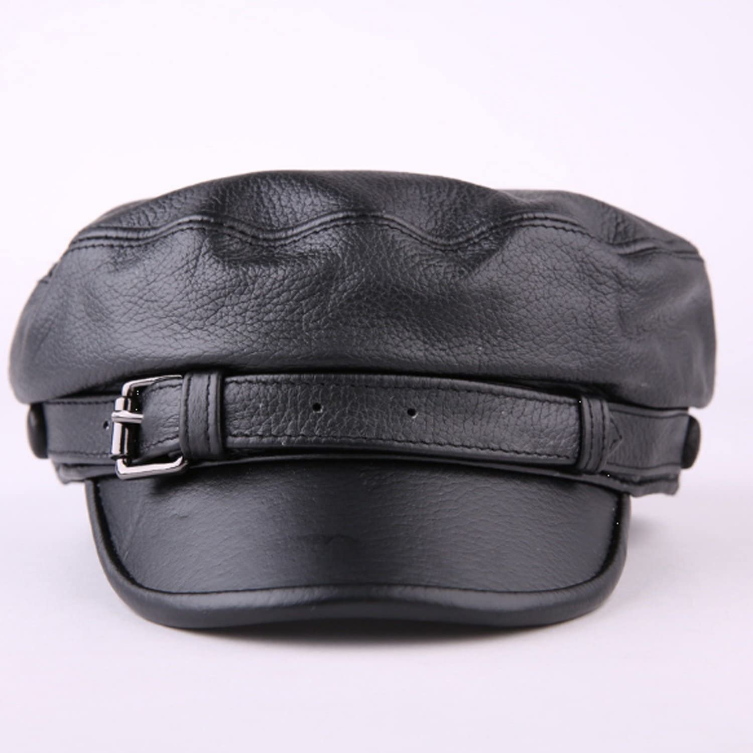 Super beauty product restock quality top Men and Women Hat Ranking TOP7 leather cap flat leisure au spring