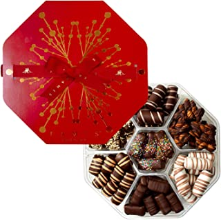 Fames Chocolates Gourmet Chocolate Gift - Seventh Heaven Chocolate Gift Assortment, Kosher