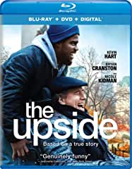 The Upside arrives on Digital on May 14 and on Blu-ray, DVD May 21 from Universal Pictures
