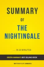 Summary of The Nightingale: by Kristin Hannah | Includes Analysis