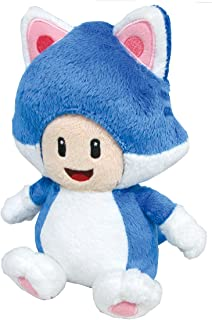 Sanei Super Mario 3D World Neko Cat Toad 7.5