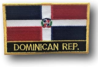 Best dominican flag patch Reviews