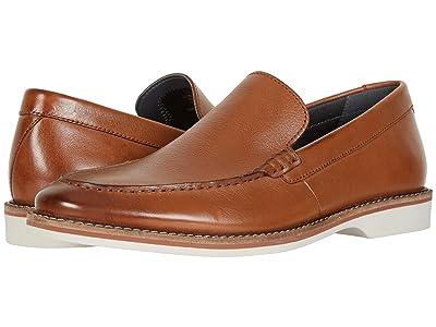 Clarks Atticus Edge (Tan Leather) Men