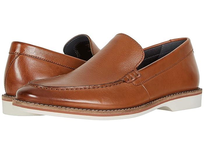 Clarks  Atticus Edge (Tan Leather) Mens Shoes