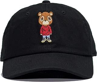 kanye graduation dad hat