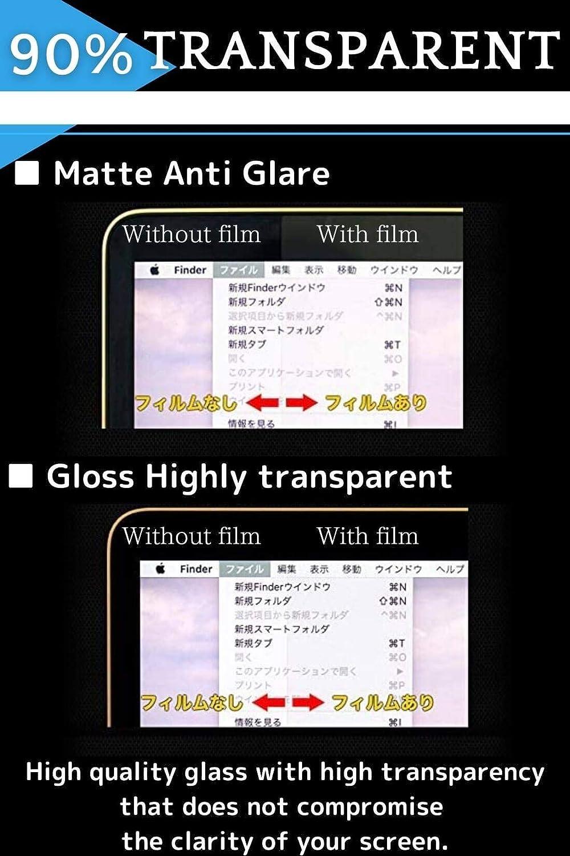 alta resoluci/ón 32/% Anti BlueLight Agrado Protector de pantalla con filtro de luz azul Pro retina15 A1398 produced before October 2016,Matte Anti Glare pel/ícula screen film