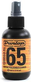 LIMPIADOR Y LUBRICANTE GUITARRA - Dunlop (654) Formula N 65 (Polish) (