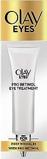 Olay Eyes Pro-Retinol Tratamiento de ojos Tratamiento antiarrugas con niacinamida y pro-retinol 15 ml
