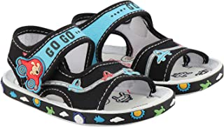 Rex Toddler/Infant Unisex PVC Soft Sole Non Slip Casual Wear Sandals/Floaters for Baby Boys and Baby Girls