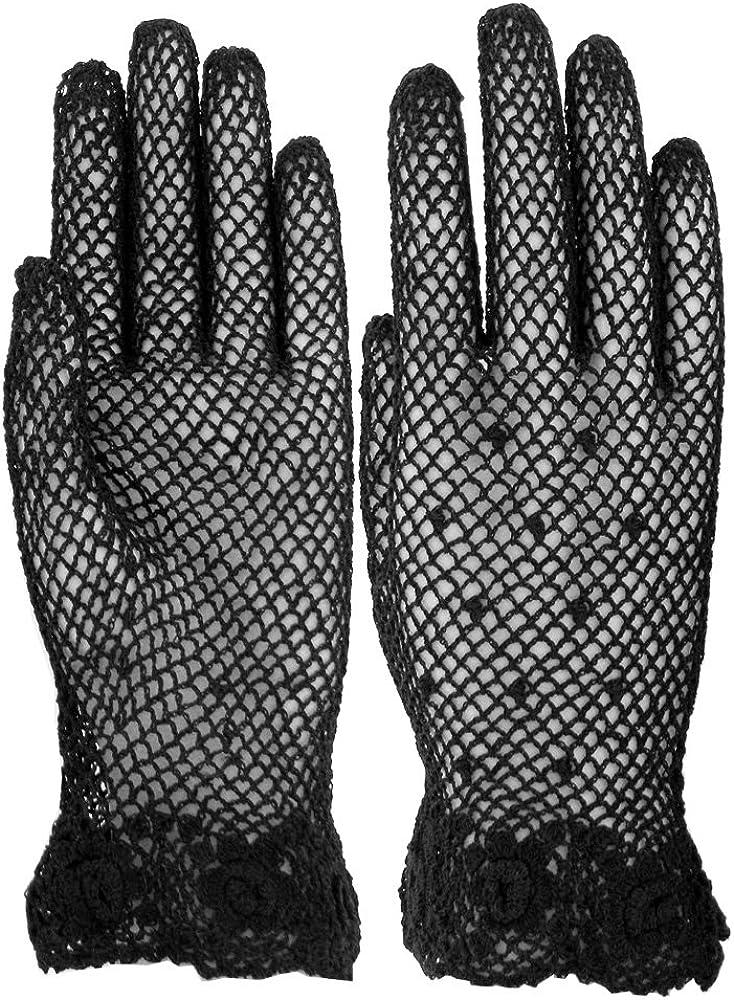 Cotton Crochet Gloves