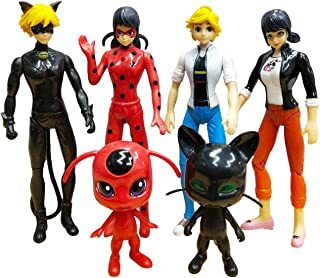 Best miraculous ladybug figures Reviews