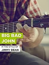 Big Bad John