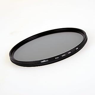 Green.L 72 mm Slim Mc Circular Polarize Filtre
