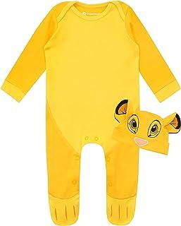 Disney - Ensemble de Dors Bien et Bonnet - Le Roi Lion - Bébé Garçon - Simba