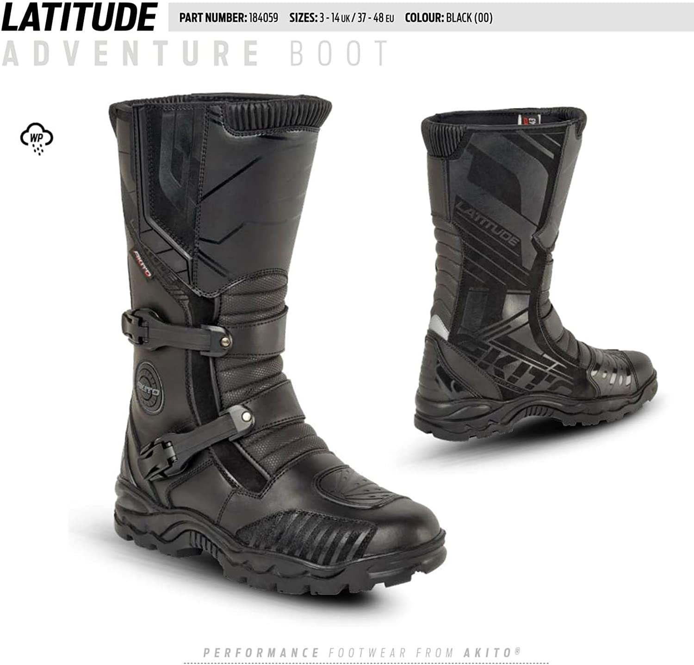 PROFIRST Latitude Stiefel BLK 3 3 37  mit 60% Rabatt
