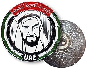 FMstyles Sheikh Zayed Flag Badge - UAE-S001