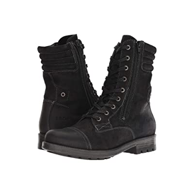 Taos Footwear Renegade (Black Rugged) Women