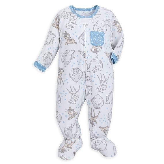 Disney Baby Girls Boys Unisex Dumbo Sleepsuits New Baby 3 Pack Brand New
